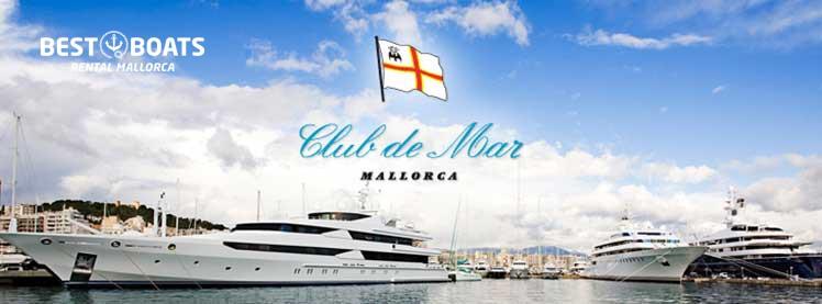 club de Mar - Hafen - Bestboats Liegeplatz